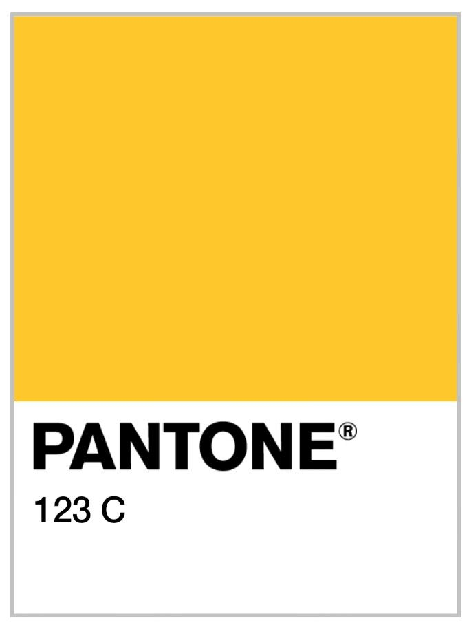 Pinterest Cryingroses Yellow Aesthetic Pantone Happy Colors