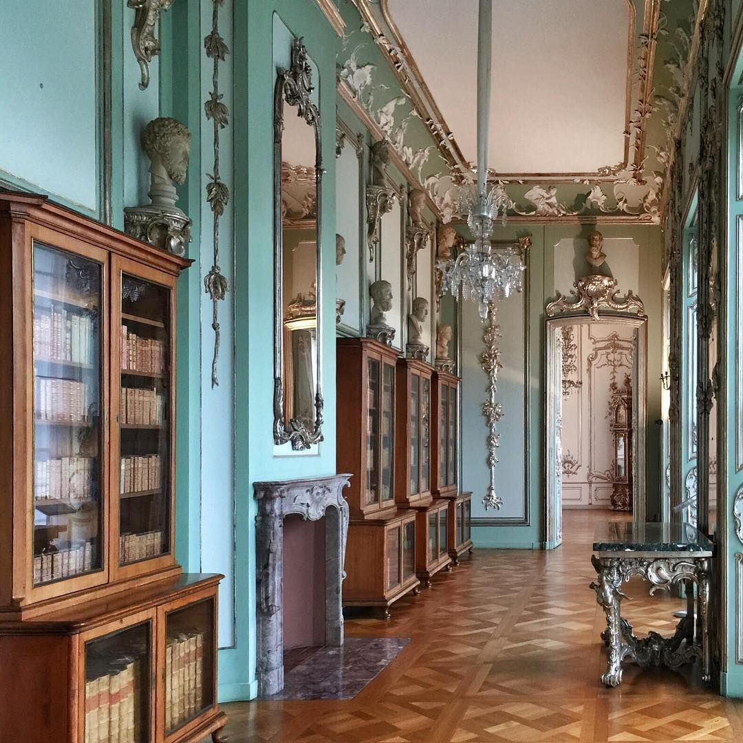 kevin mu kevinmu p instagram library of frederick the great french interiors french. Black Bedroom Furniture Sets. Home Design Ideas