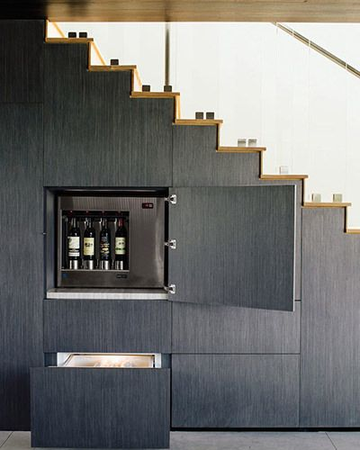 Elegant 7 Cleverly Beautiful Ways To Store Wine Under Your Staircase | VinePair
