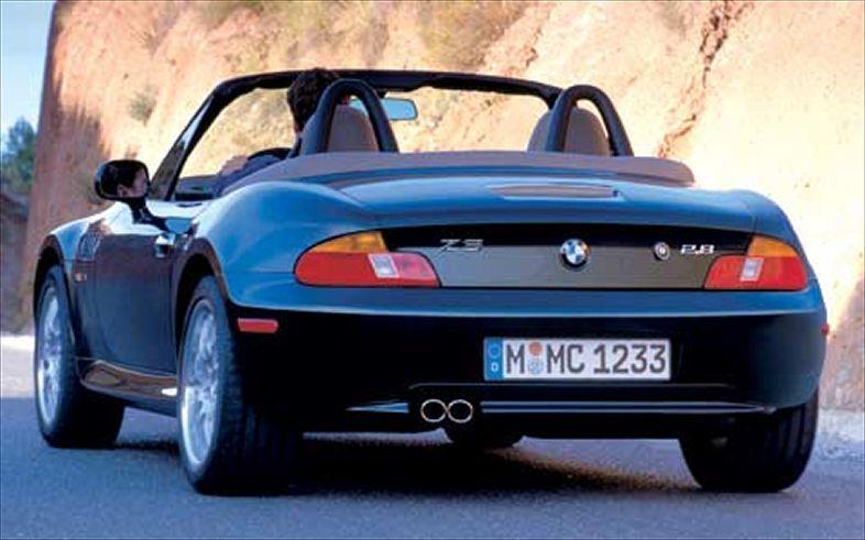 1996 2002 Bmw Z3 Used Car Reviews Motor Trend Bmw Z3 Used Bmw Bmw Z8