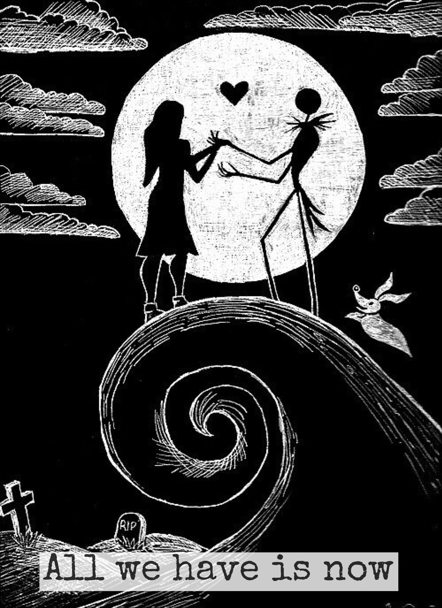 Pin by Believe In Pink❤ on Nightmare Before Christmas | Pinterest ...
