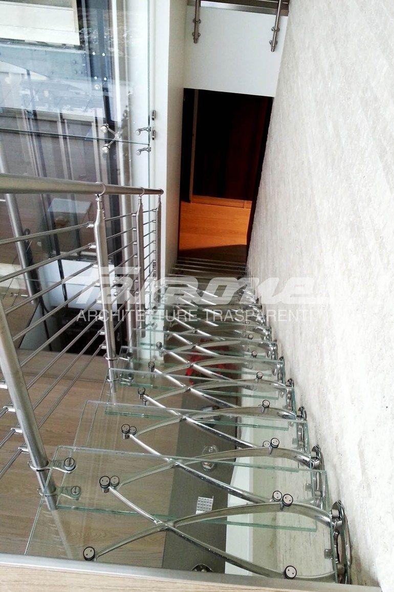 Pin de Marco Espejo en hogar | Pinterest | Escaleras voladas, Acero ...