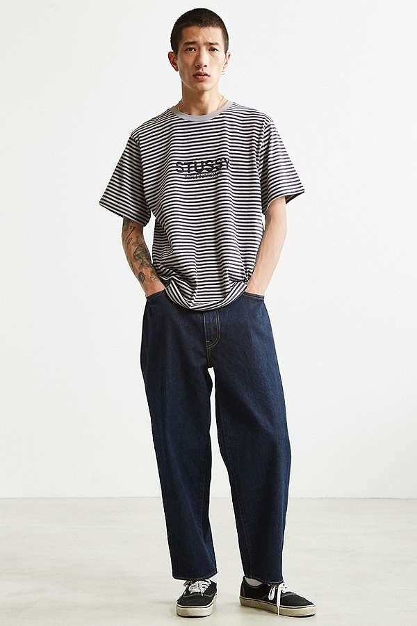 1b1158f9 Levi's Altered Rinse Bow Cropped Jean | Men's Essentials | Fashion ...