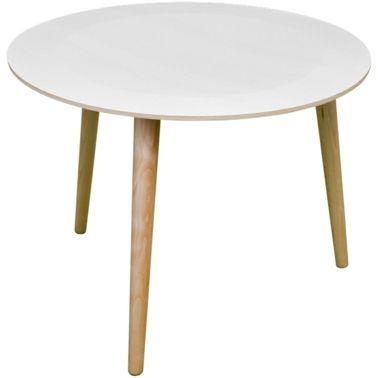 Table Basse La Bruna Bois De Frene Et De Hetre Made In Germany