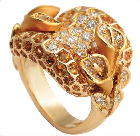 magerit jewelry dubai   Magerit jewellery evokes nature & fantasy at Damas outlets