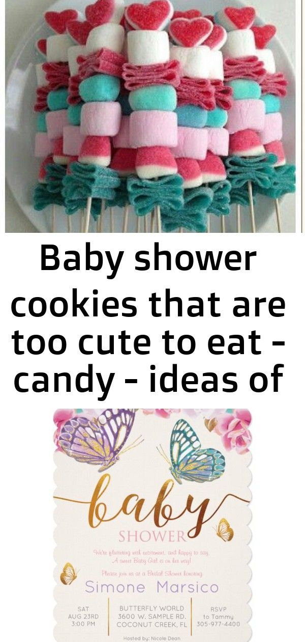 Baby shower cookies that are too cute to eat  candy  ideas of candy  baby shower cookies 2 Baby Shower Cookies That Are Too Cute To Eat  Candy  Ideas of Candy  Baby showe...