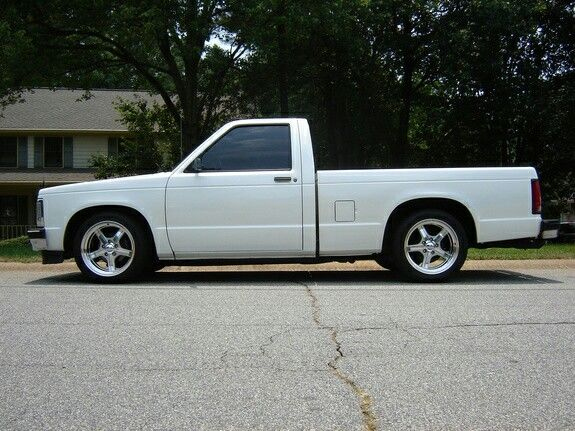 1992 Nice Stance Simple Chevy S10 Classic Cars Chevy Mini Trucks