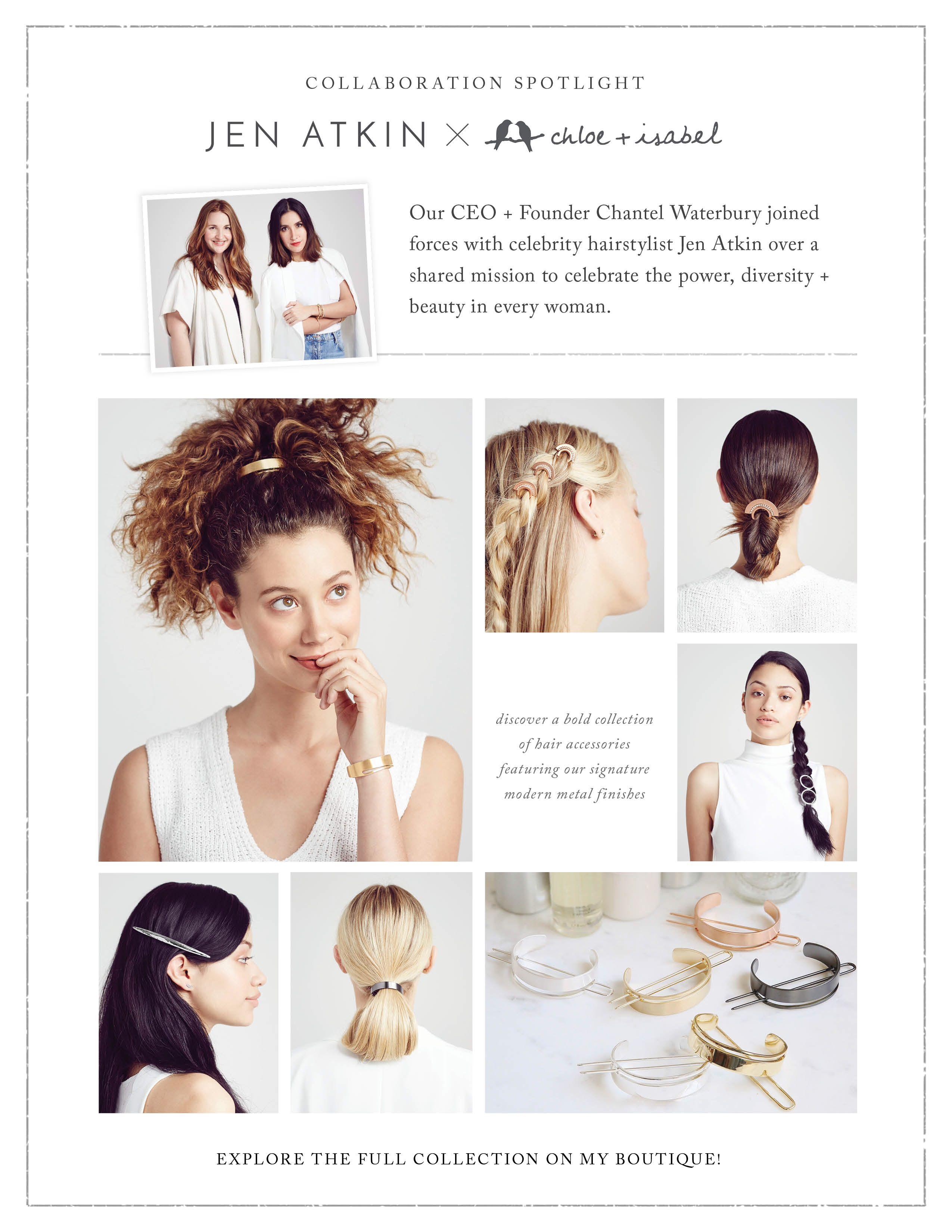 793cfe612 See how our Jen Atkin collaboration came together — then explore this  exciting line on my boutique!