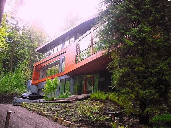 Cullen House From Twilight Aka The Hoke House Portland Oregon