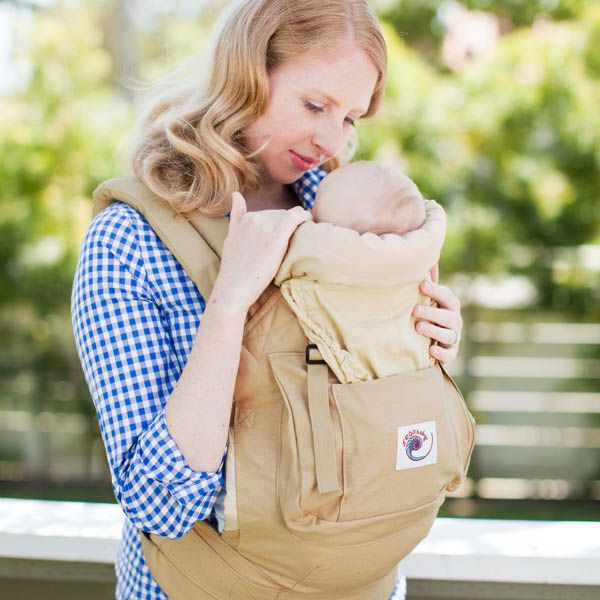 Ergobaby Organic Baby Carrier Infant Insert
