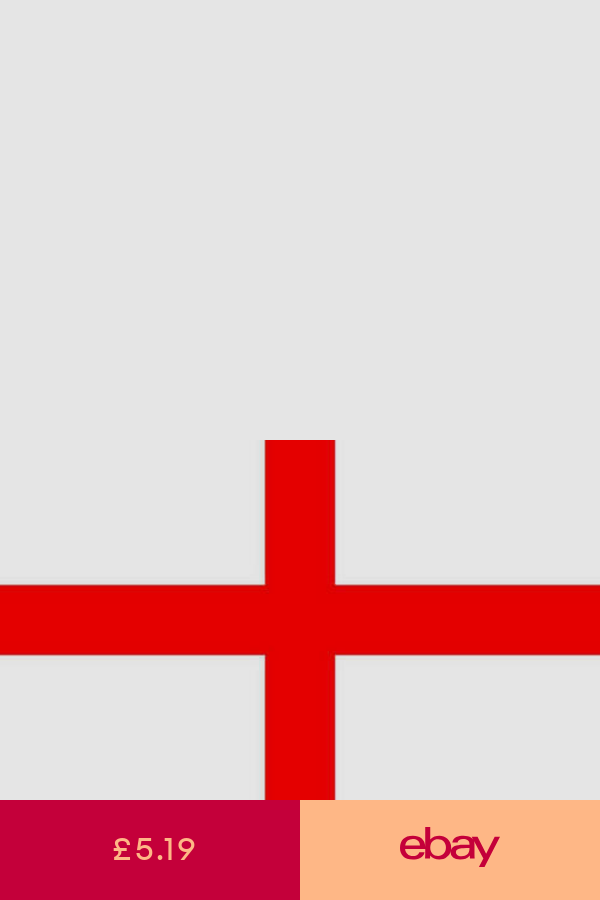 St Georges Day Cross England 3 X 2 3ft X 2ft Flag With Eyelets Premium Quality St Georges Day Ebay Saint George