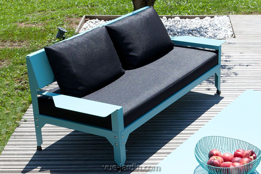 Canapé de Jardin Hegoa | upstairs balcony | Outdoor ...