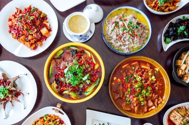 The Chinese Food From Fulu Mandarijn Amsterdam Is Very Yummy Which Is Near Dam Square Royal Palace Central Station And Asian Recipes Chinese Restaurant Food