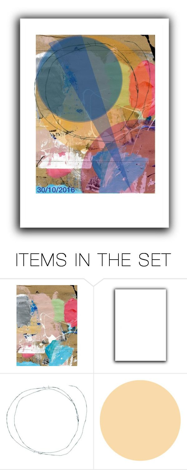 """""""Geen titel #29511"""" by lizmuller ❤ liked on Polyvore featuring art"""