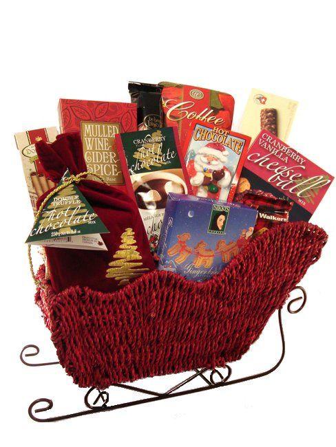 Perfect Christmas Gift Basket Ideas Christmas Gift Baskets
