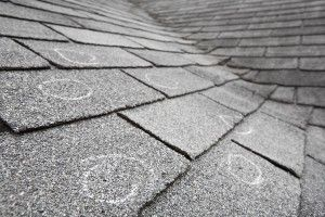 Identifying Roof Hail Damage With Images Roof Inspection Roof Damage Roofing