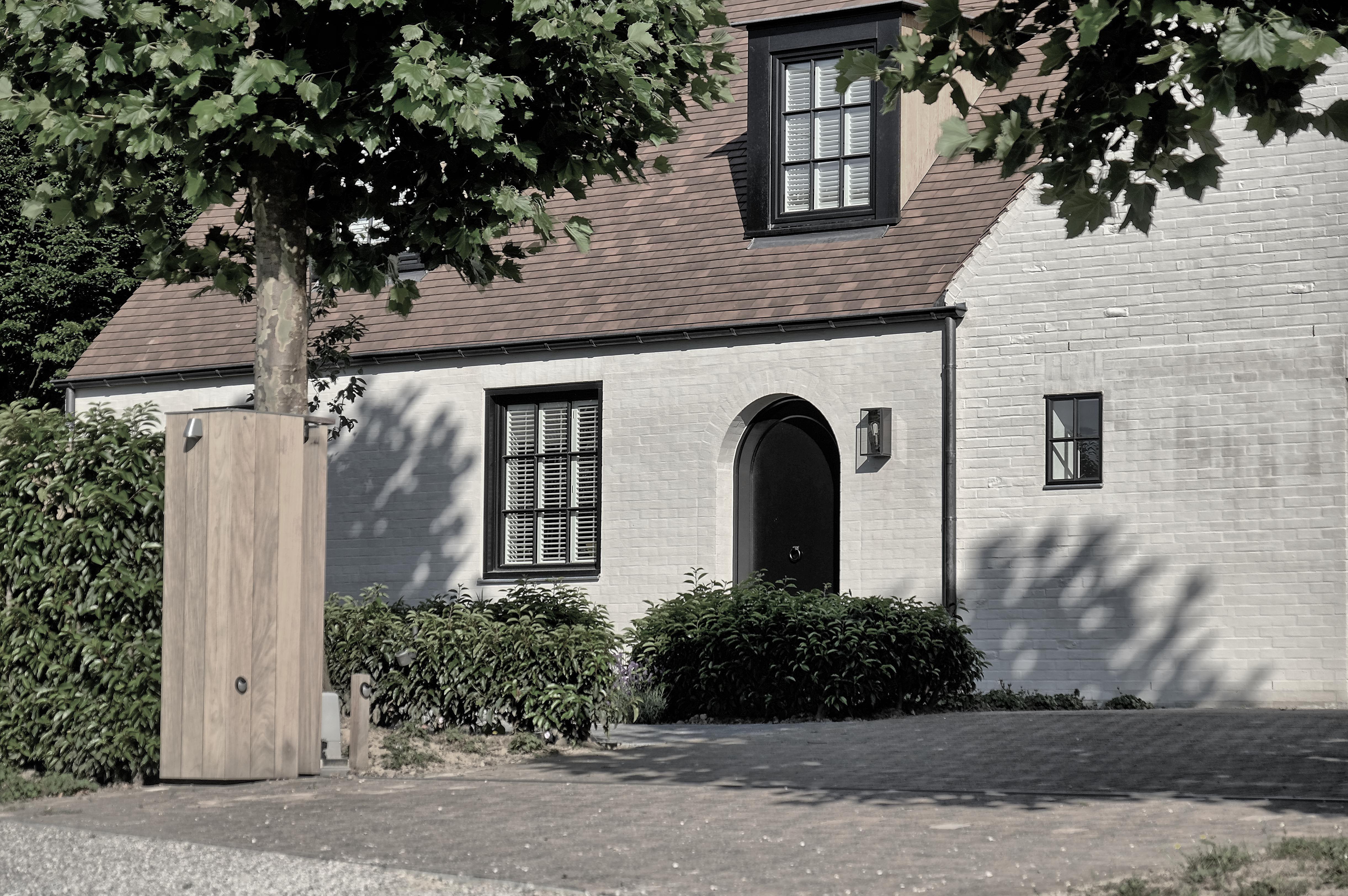 House dm design by vincent holvoet modernes wohnen for Modernes wohnen haus