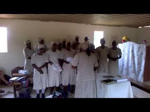 Emaus 7.Namibia Caprivi iglesia adventista