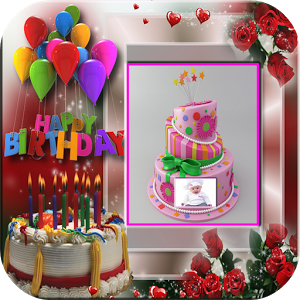 Introduce To The New Photo Frames App Birthday Cakes By Using This You