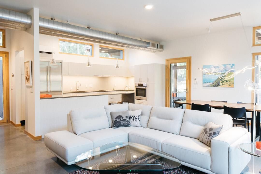 Charming Home Design Olympia Wa Part - 3: Passive House Certified Modern Design And Build Firm Serving Seattle,  Olympia And Portland.