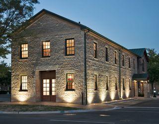 LEED Certified Architects - beautiful historic renovation
