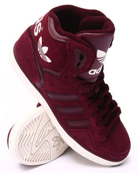 Adidas Women Extaball W Sneakers Maroon