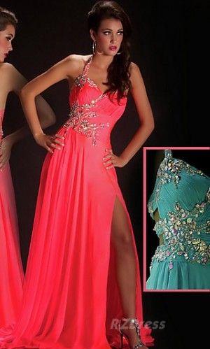 Prom Dresses I love the blue