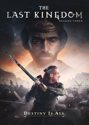 The Last Kingdom Season Three Dvd The Last Kingdom Kingdom