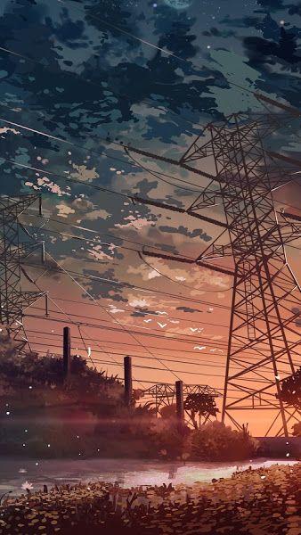 Anime Scenery Sunset 4k 3840x2160 Wallpaper Anime Scenery Anime Scenery Wallpaper Scenery Wallpaper Celular wallpaper de anime 4k