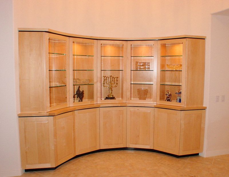 Natural Maple Built In Shelves Google Search Built In Shelves Maple Cabinets Home Decor