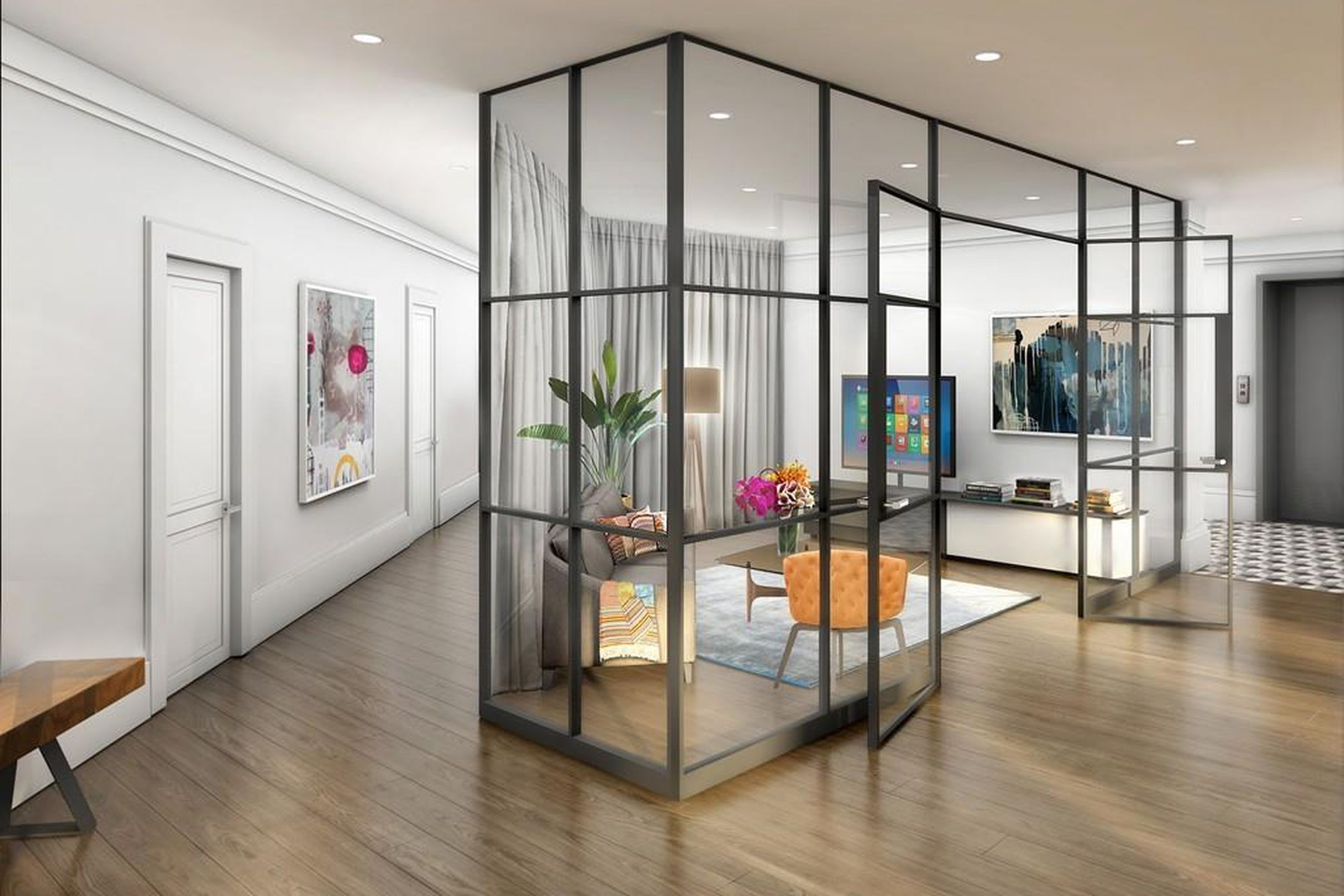 New Bay Village Condo Asking 2 35m To Include Glass Enclosed