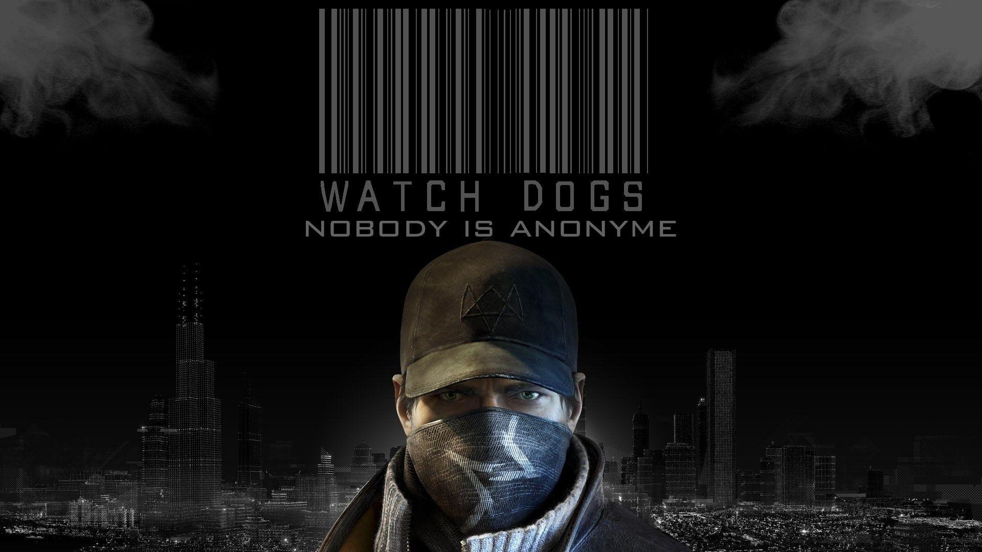 Watch Dogs 1080p Hd Wallpaper Gamess Dsasdas Pinterest Dogs