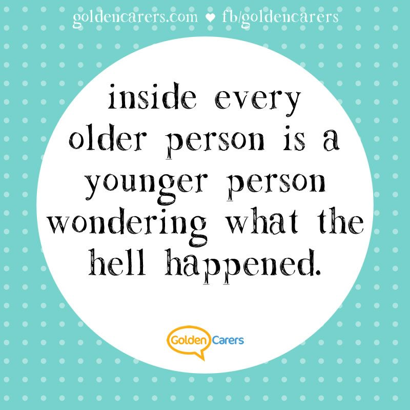 Quotes, Getting Older