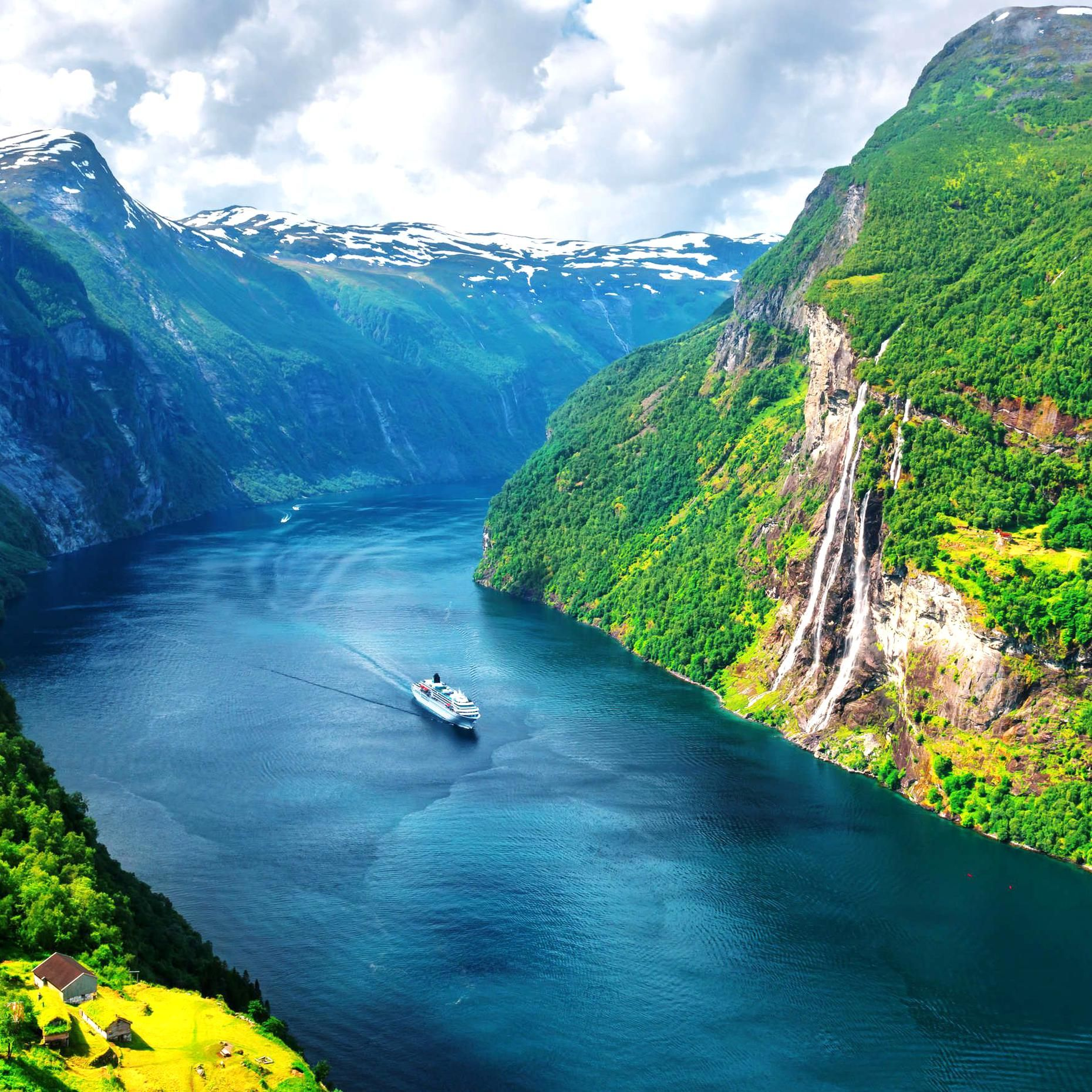 Grab 350 Round Trip Flights To Scandinavia Right Now From All Over The Us Summer Travel Plans Scandinavia Trip
