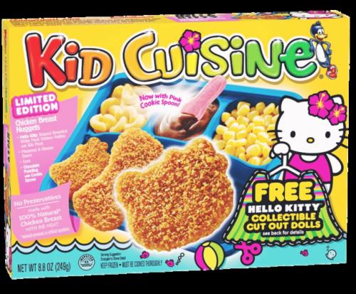 Hello Kitty Kid Cuisine | Cute food, Kitty, Hello kitty