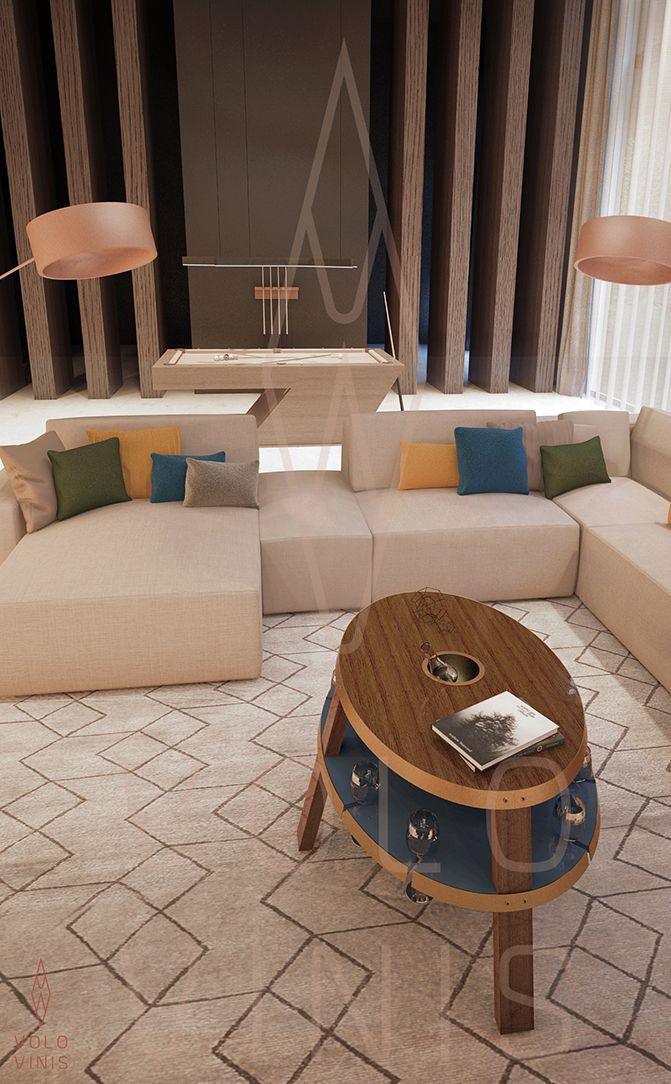 Pin Em Luxury Wine Furniture