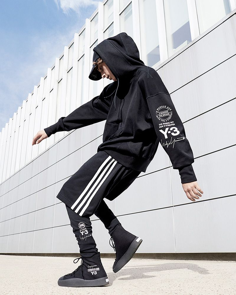 adidas Y 3 Unveils Their SpringSummer 2018 Collection