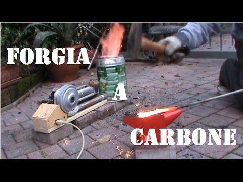 Fai Da Te Come Costruire Una Forgia A Carbone Progetti Da