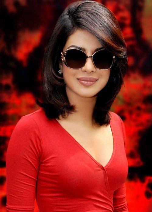 Priyanka chopra actress pinterest priyanka chopra short top 9 indian hairstyles for short hair winobraniefo Choice Image
