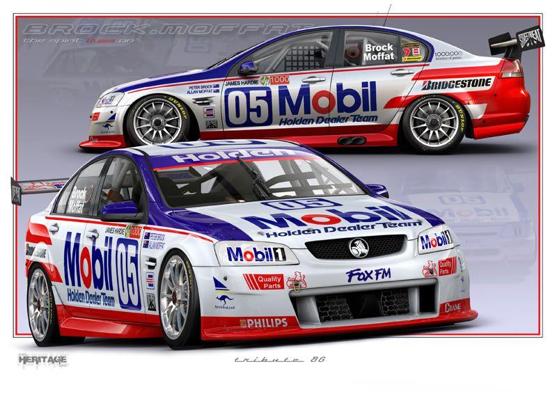 Print 42 Australian V8 Supercars Australian Cars Aussie Muscle Cars
