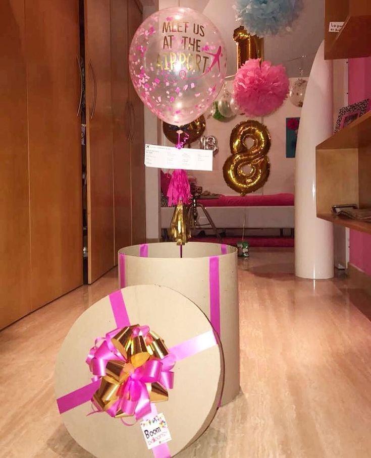 40 Valentinstag Dekor Idee mit Ballon für Ornament