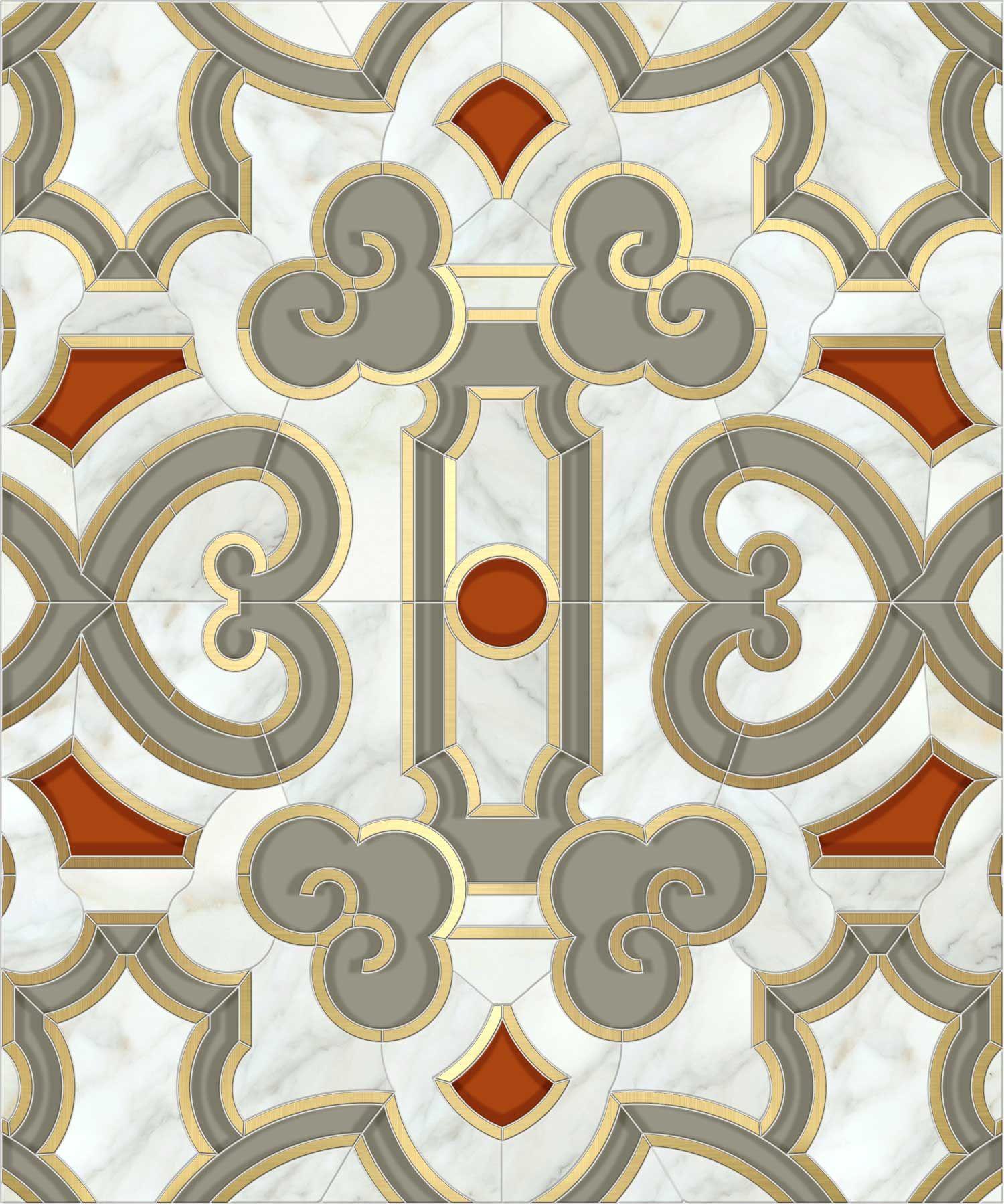 Odyssée Mosaics Collection by Mosaique Surface | Плитка ...