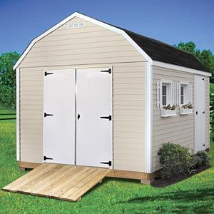 Vinyl Storage Sheds From Costco Outdoor Structures Vinyl Storage Sheds Shed Shed Storage