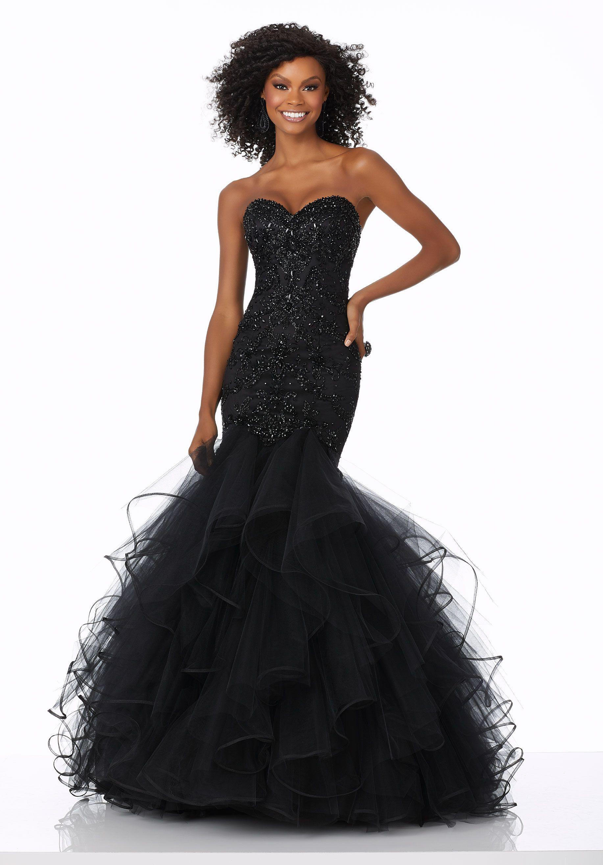Mori lee mermaid prom dress formals pinterest prom mermaid