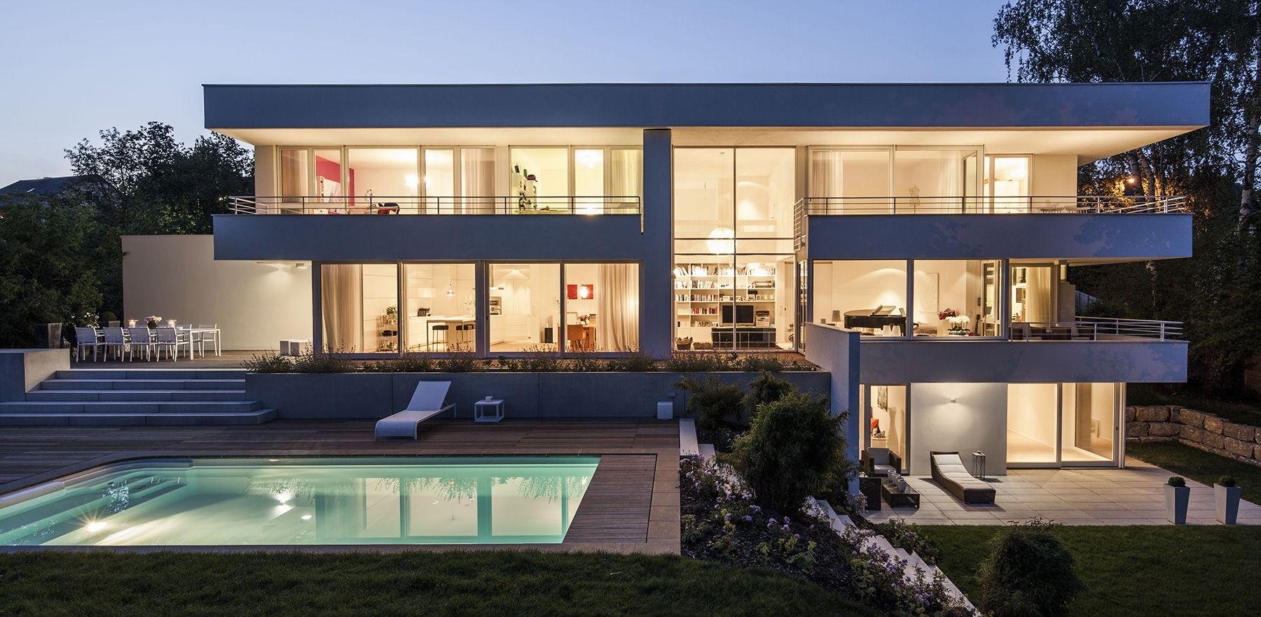 House jl architekten bda fuchs wacker archi pinterest