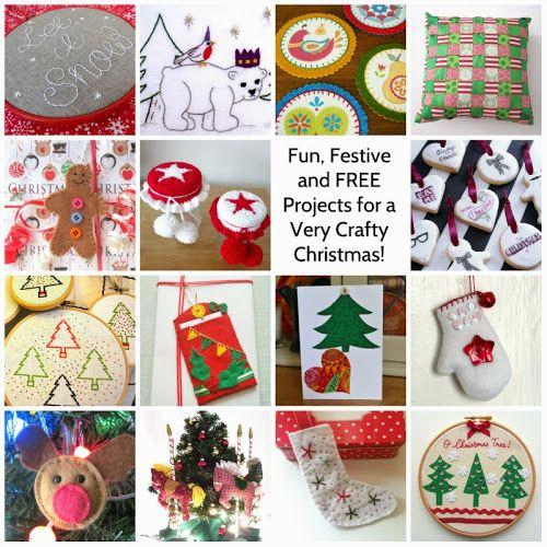 #craft #free #diy #christmas #ornament #decoration #home #decor #tutorial #crafty