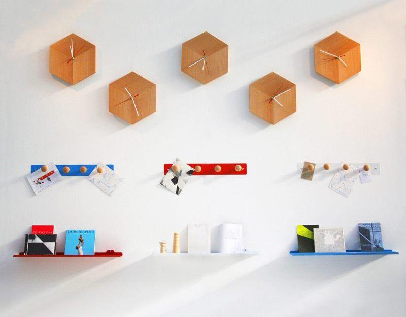 Phil Procter, een Britse #meubel - & #productontwerper maakt mooie, maar vooral functionele #producten.