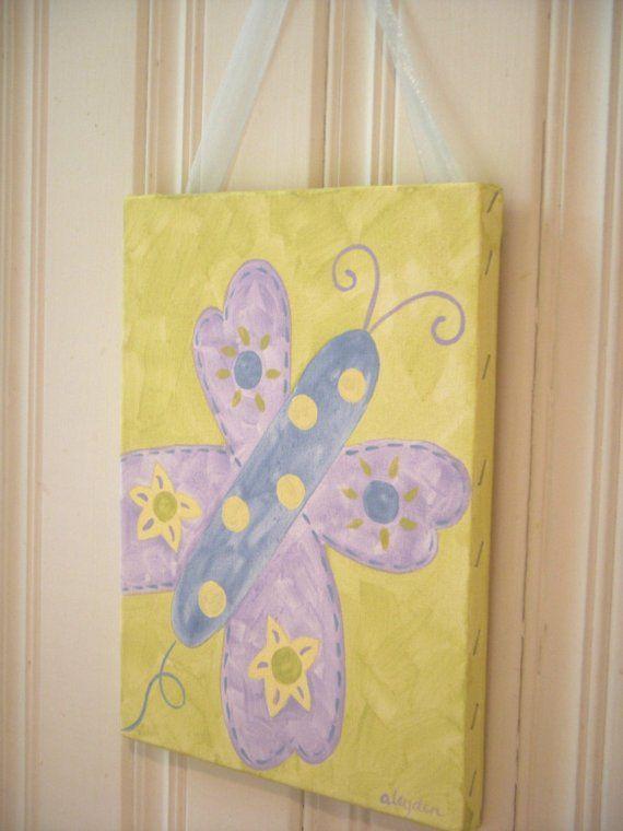 Baby nursery decor Children wall art Nursery art paintings Kids ...