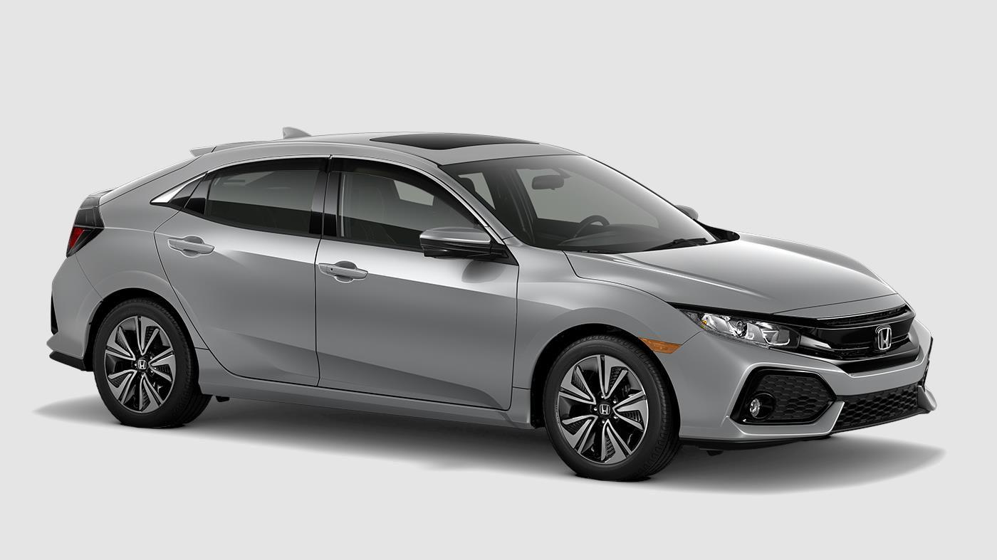 2018 Honda Civic Hatchback The Bold Hatchback Car