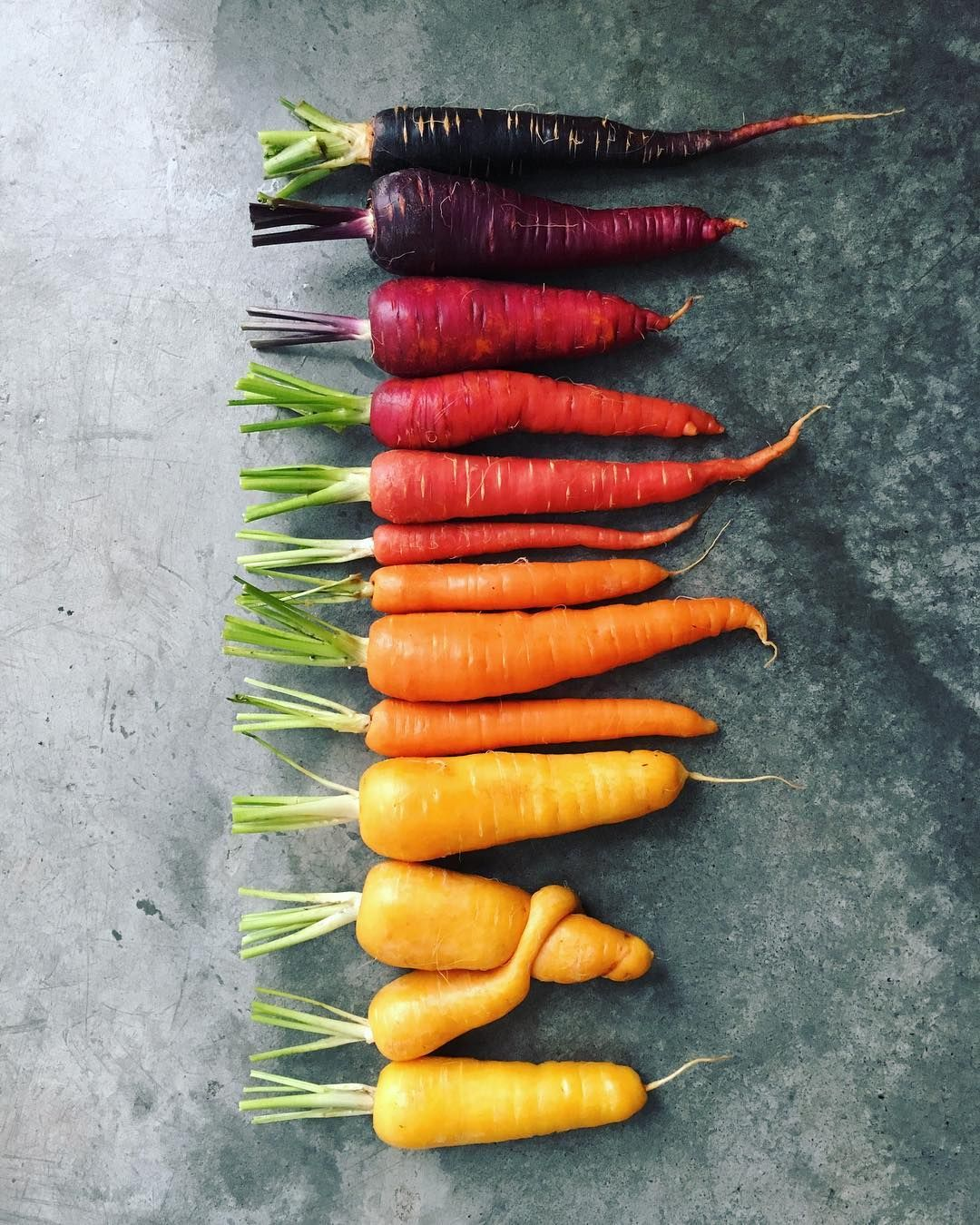 Interview With Brittany Wright Social Print Studio Photographing Food Simple Nutrition Rainbow Carrots